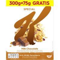 Cereales de chocolate con leche SPECIAL K, caja 375 g