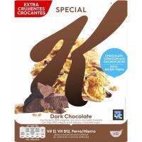 Cereales con chocolate SPECIAL K, caja 375 g