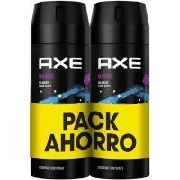 Desodorante para hombre Marine AXE, pack 2x150 ml