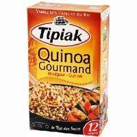 Quinoa TIPIAK, caja 400 ml