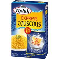 Couscous express TIPIAK, caja 500 g