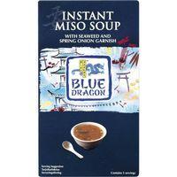 Sopa Miso MISO BLUE DRAGON, paquete 93 g