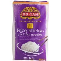 Tallarines de arroz GO-TAN, paquete 250 g