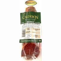 Lomo ibérico de bellota CALDERÓN Y RAMOS, pieza aprox. 300 g