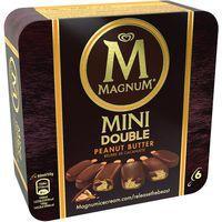 Bombón Mini Peanut Butter MAGNUM, pack 6x60 ml