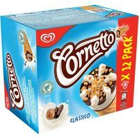 Cono clásico CORNETO, pack 12x90 ml