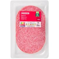 Salami extra EROSKI, sobre 125 g