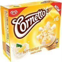 Cono Limón CORNETTO, caja 360 g
