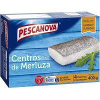Centros de merluza PESCANOVA, caja 400 g
