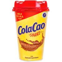 Batido de leche-cacao shake COLA CAO, vaso 200 ml