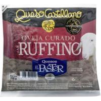 Queso de oveja curado EL PASTOR, cuña 500 g