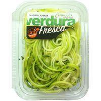 Espagueti de calabacín FRUJUCA, bandeja 350 g
