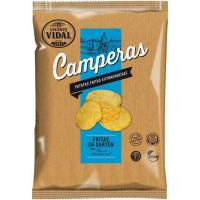Patatas camperas VICENTE VIDAL, bolsa 150 g