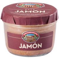 Paté de jamón CASA TARRADELLAS, frasco 125 g