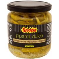 Guindilla dulce SARASA, frasco 130 g