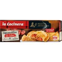 Empanadillas de carne LA COCINERA, caja 312 g