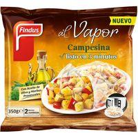Al vapor campesina FINDUS, bolsa 350 g