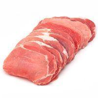 Filete de lomo cerdo Duroc E. NATUR, al peso, compra mínima 500 g