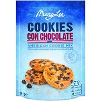 Mix cookies con chocolate MARY LEE, bolsa 241 g