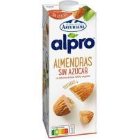 Bebida de Almendra sin azúcar ALPRO, brik 1 litro