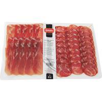 Cabecero de lomo-paleta serrana IGLESIAS, pack 2x125 g