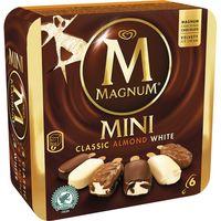 Bombón Mini clásico MAGNUM, pack 6x60 ml