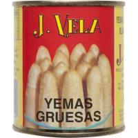 Yema gruesa de espárrago VELA, lata 135g