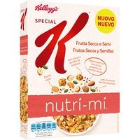 Cereales Nutri-mi semillas SPECIAL K, caja 330 g
