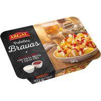 Patatas bravas ARGAL, bandeja 240 g
