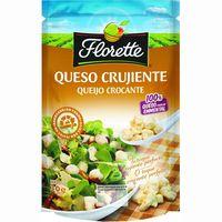 Picatostes de queso crujiente FLORETTE, bolsa 30 g