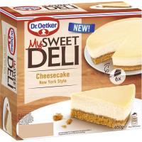 New York Cheesecake DR. OETKER, caja 450 g