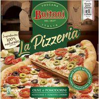 Pizzeria Olives e Pomodorini BUITONI, caja 365 g