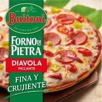 Pizza Diavola BUITONI, caja 350 g