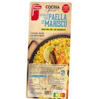 Preparado para paella de marisco FINDUS, bandeja 400 g