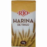 Harina de trigo RIO, paquete 2 kg
