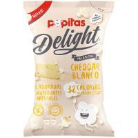 Palomitas de maíz Delight Cheddar POPITAS, bolsa 70 g