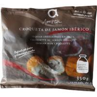 Croqueta de jamón ibérico AMEZTOI, bolsa 350 g