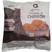 Croqueta de chipirón AMEZTOI, bolsa 350 g