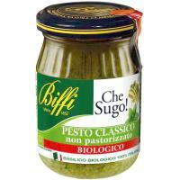 Salsa Pesto con tofu BIFFI, bote 190 g