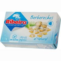 Berberechos 45/55 FRINSA, lata 58 g