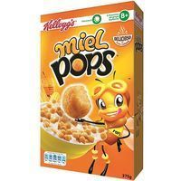 Miel Pop's KELLOGG'S, caja 375 g