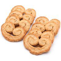 Palmeras 10 cereales sin azúcar EROSKI, bolsa 200 g