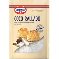 Coco rallado DR. OETKER, bolsa 125 g