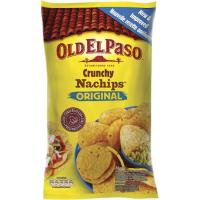 Nachips original OLD EL PASO, bolsa 185 g