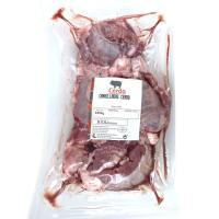 Carrilleras de cerdo sin hueso, al peso, compra mínima 500 g