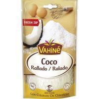 Coco rallado VAHINÉ, bolsa 115 g