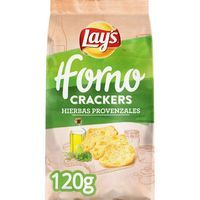 Cracker provenza LAYS, bolsa 120 g