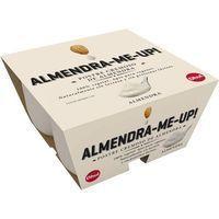Postre vegetal de almendras Me Up DHUL, pack 4x100 g