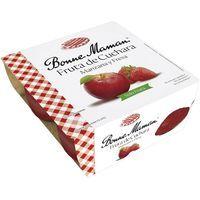 Compota de manzana-fresa BONNE MAMAN, pack 4x100 g