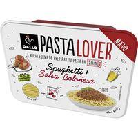 Spaghetti a la boloñesa Gallo PASTALOVER, bandeja 180 g